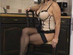 escorte mature: maria 43 ani